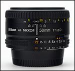 Nikon 50/1.8 AF