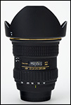 Tokina 12-24/4.0 wideangle zoom lens